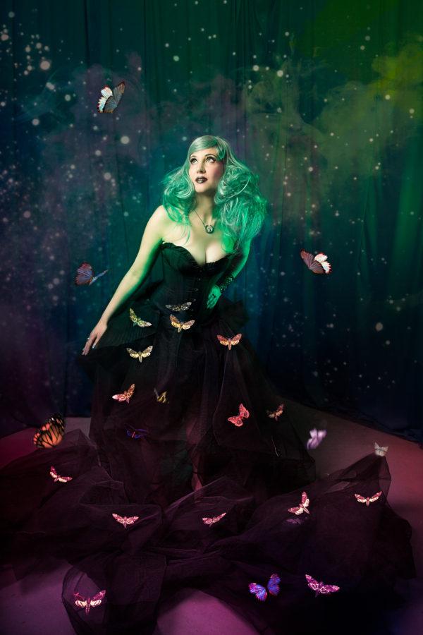 Goth Photoshoot │Melissa Katherine