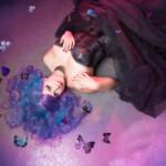 Death Moth Fantasy PhotoShoot│Melissa Katherine