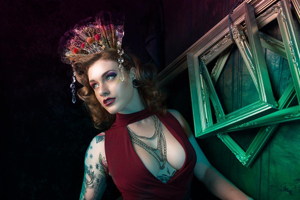 Boudoir Glamour Photography | Melissa Katherine